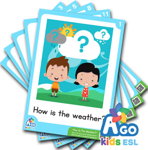 how-is-the-weather flashcard pack