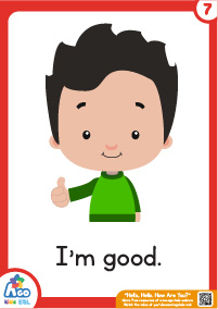 Hello, Hello  How Are You? - Free ESL Flashcards (Greetings