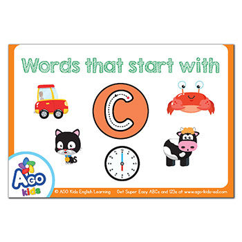 FREE Flashcards that start with the letter C