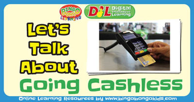 Cashless ONLINE Conversation Packs 5