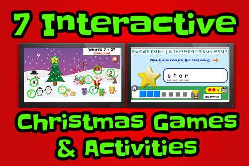 christmas games and activities thumb