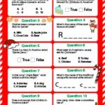 Try Our free online Christmas quiz